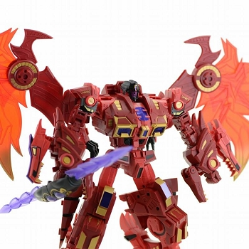 Fans Hobby MasterBuilder MB-03B THE RED DRAGON